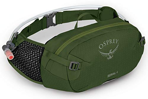 Osprey Seral 4 W/Res, Dustmoss Green, One Size