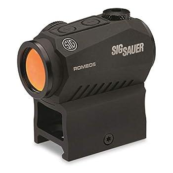 Sig Sauer SOR52001 Romeo5 1x20mm Compact 2 Moa Red Dot Sight Black