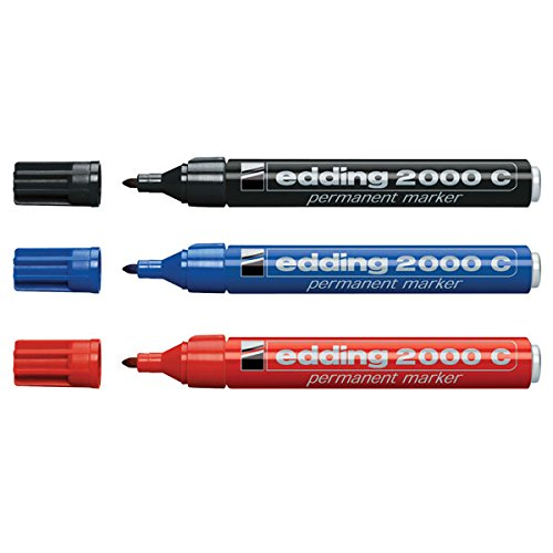 Edding 2000C Permanent Marker–grün–Single Pen