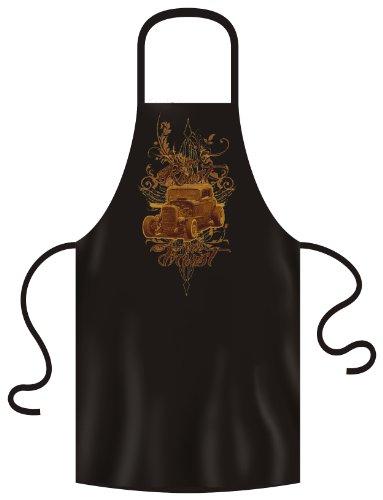 Geile Koch und Grillschürze für Hot Rod und US Car Fans! In rust we trust hot rod Top Geschenk!