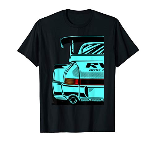 Automotive Apparel: JDM Auto 964 Tuning Gaming Motorsport T-Shirt