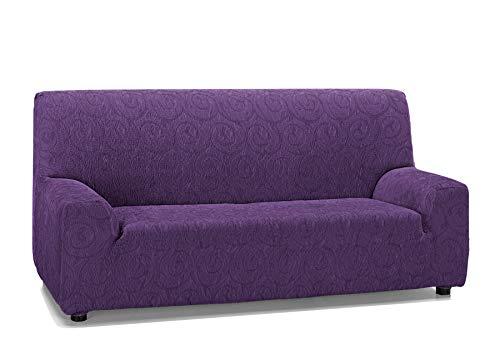 Martina Home Indiana Funda de sofá, Morado, 3 Plazas