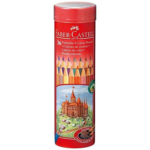 油性色鉛筆 36色セット TFC-CPK/36C