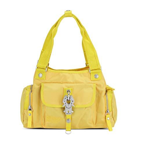 George Gina & Lucy tas dames draagtas rocket bagage mango geel geel geel dames