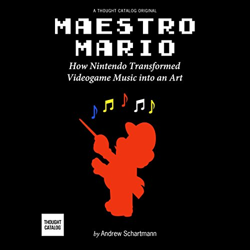 Maestro Mario audiobook cover art