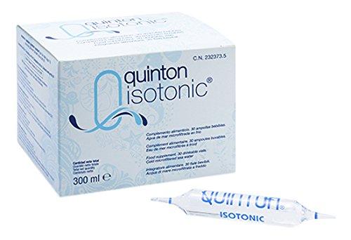Quinton - Isotonique buvable - 30 ampoules - 300ml