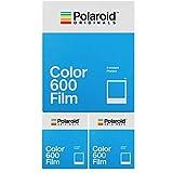 Polaroid Originals Instant Classic Color Film for 600 Cameras Bundle (24 Exposures) (3 Items)