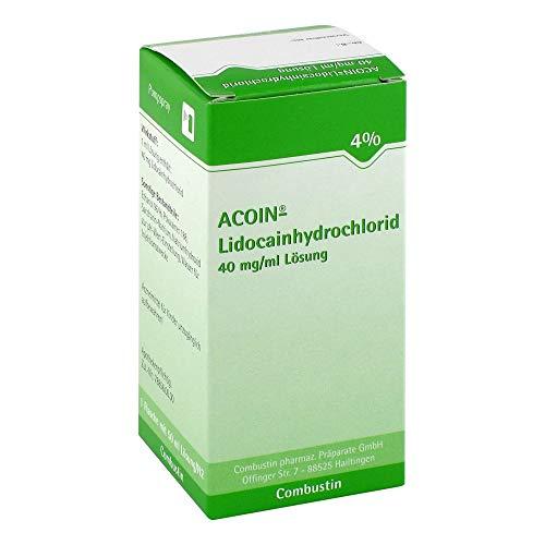 ACOIN-Lidocainhydrochlorid 40 mg/ml Lösung 50 ml