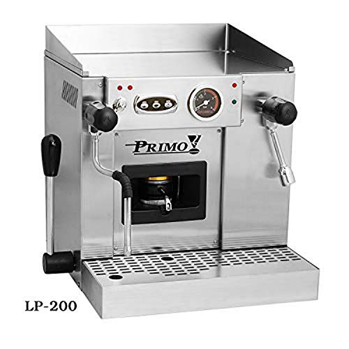 Amazing Deal RDL LP-200 Primo Commercial 1 Group Pod Machine, Stainless Steel