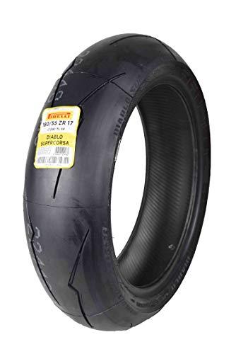 Pirelli Diablo Supercorsa V2 Front &/or Rear Street Sport Super bike Motorcycle Tires (1x Rear 180/55ZR17) -  PSCV2-18055