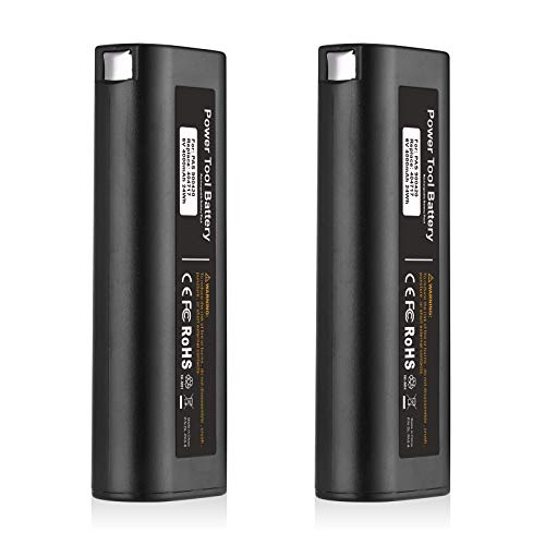 Powerextra 2 Pack 4000mAh 6V Battery Compatible with Paslode 404717 B20544E BCPAS-404717 404400 900400 900420 900600 901000 902000 B20720 CF-325 IM200 F18