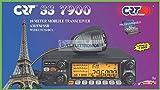 RICETRASMETTITORE CB 26-30MHZ CRT SUPERSTAR SS-7900 12 WATT AM -30 WATT 249012