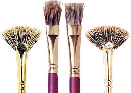 Terry Harrison - Four Brush Set