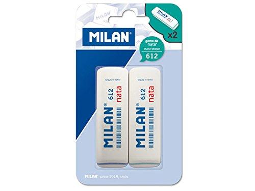 Milan BPM9208 - Pack 2 Gomas Milan Nata 612