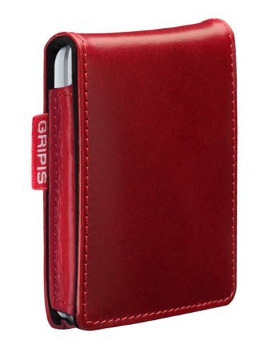 GRIPIS Funda para Apple iPod Nano 3 G - Rojo