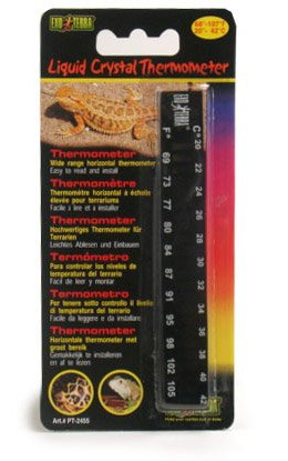 Exo Terra 544185 Liquid Crystal Thermometer