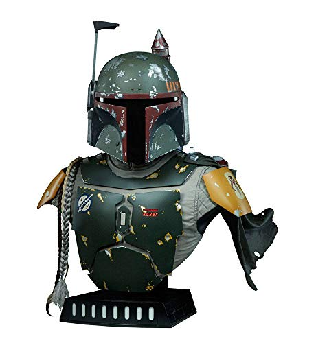 Sideshow Collectibles Star Wars Life-Size Bust Boba Fett 77 cm sten
