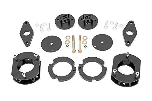 """Rough Country 2.5"""" Lift Kit (fits) 2011-2020 Jeep Grand Cherokee WK2   Suspension System   60300"""