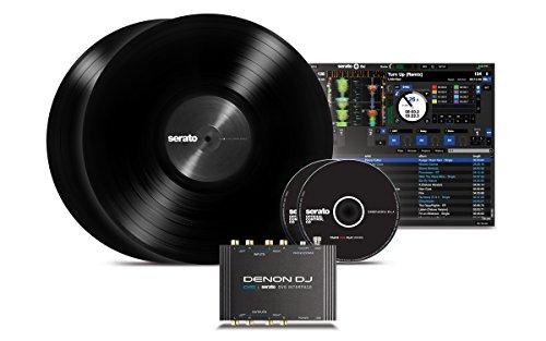Denon DS1–Audioschnittstelle für digitale Vinyls Serato
