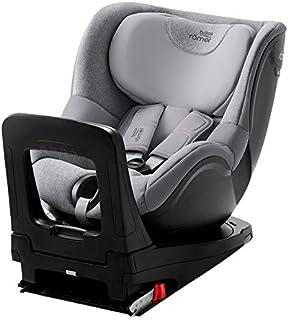 BIRTAX RÖMER Dualfix M i-SIZE Kindersitz 0-18 kg bis 4 Jahre Grey Marble