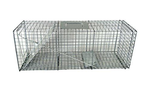 Neocraft 40050 2 Piece Animal Trap Silver