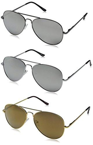 Espejo 7 Aumentos marca zeroUV Sunglasses