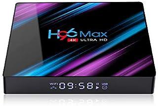 Android TV BOX、スマートTVボックス、トップボックス、USB 3.0 Fast Transfer、USB 2.0の10倍の速さ、10/100標準RJ-45、WiFi 2.4G / 5G