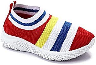 Shoes For Unisex - Red White
