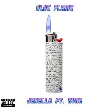 Blue Flame (feat. Kvne)