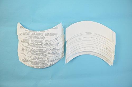 AIRAO No Shine Klebeband Toupee Tape Streifen Perücke Band Doppelseitige Form CC Contour 36 Stück pro Beutel