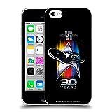 Head Case Designs sous Licence Officielle Star Trek 30e Anniversaire Il Paese sconosciuto Coque en Gel Doux Compatible avec Apple iPhone 5c