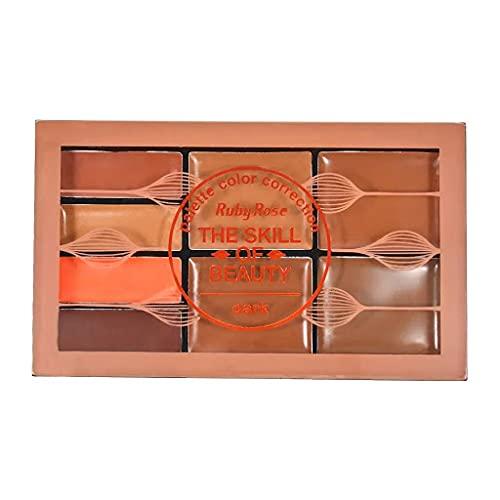Paletas De Maquillaje Naranjas marca Ruby Rose