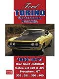 Ford Torino Perfomance Portfolio 1968-1974
