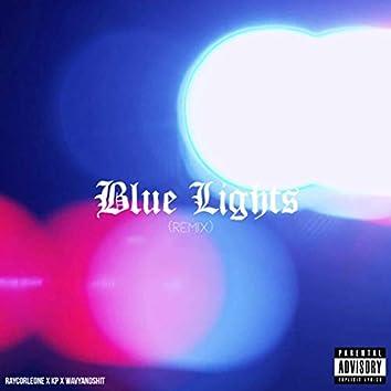 Blue Lights (feat. Raycorleone & KP)