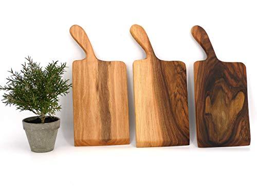 Spätzle Holzbrett, Handarbeit aus Deutschland, massives Walnussholz, natürlich, nachhaltig
