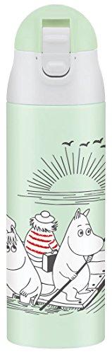 SKATER 調乳用 保温 ステンレスボトル 500ml 水筒 ムーミン ベビー SMIB5
