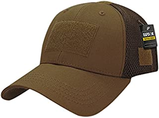RAPDOM Tactical Low Crown Air Mesh Tactical Caps