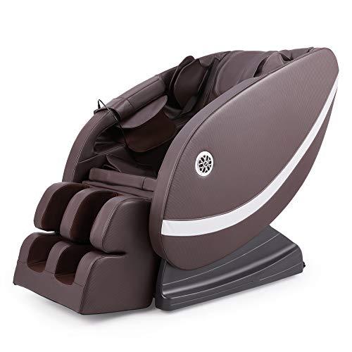 VONOYA Massagesessel mit Wärmefunktion Massagestuhl für Ganzkörper Bluetooth Massagesitz Relaxsessel Fernsehsessel für Zuhause Büro