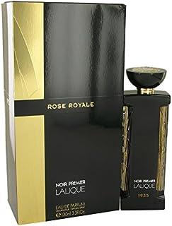 3.3 oz Eau De Parfum Spray Perfume for Women Rose Royale Eau De Parfum Spray By Lalique {Good luck}