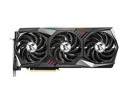 MSI GeForce RTX 3080 GAMING Z TRIO 10G LHR Scheda grafica - RTX 3080, 1830MHz, Ventola TRI FROZR, 10GB GDDR6X, 320 bit, PCI Express Gen 4, DisplayPort v1.4a, HDMI, Zero Frozr