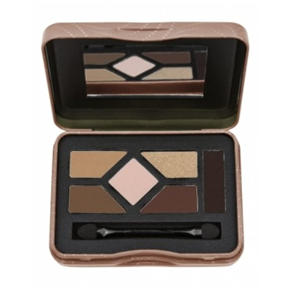 考慮アマチュア自動的に(6 Pack) LA Girl Inspiring Eyeshadow Palette - Naturally Beautiful (並行輸入品)