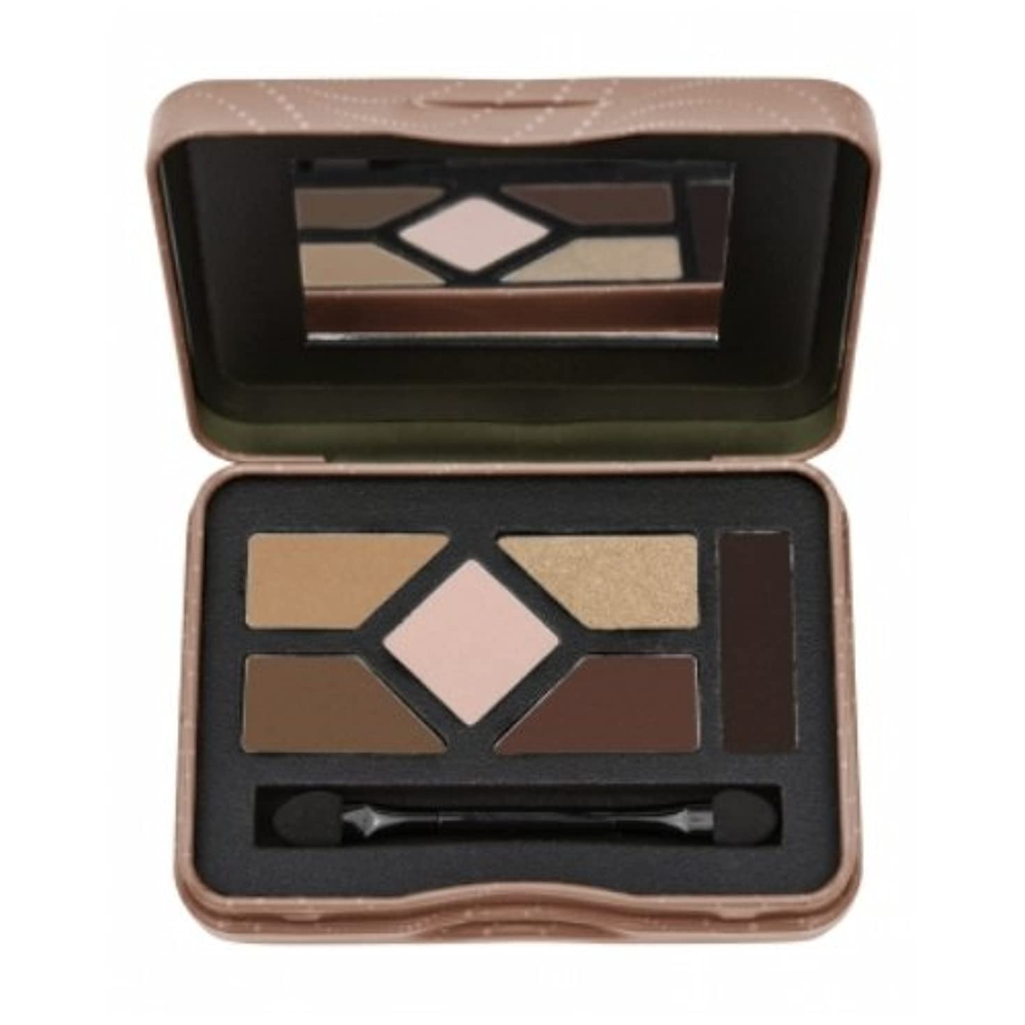 ペッカディロ仮定刺激する(3 Pack) LA Girl Inspiring Eyeshadow Palette - Naturally Beautiful (並行輸入品)