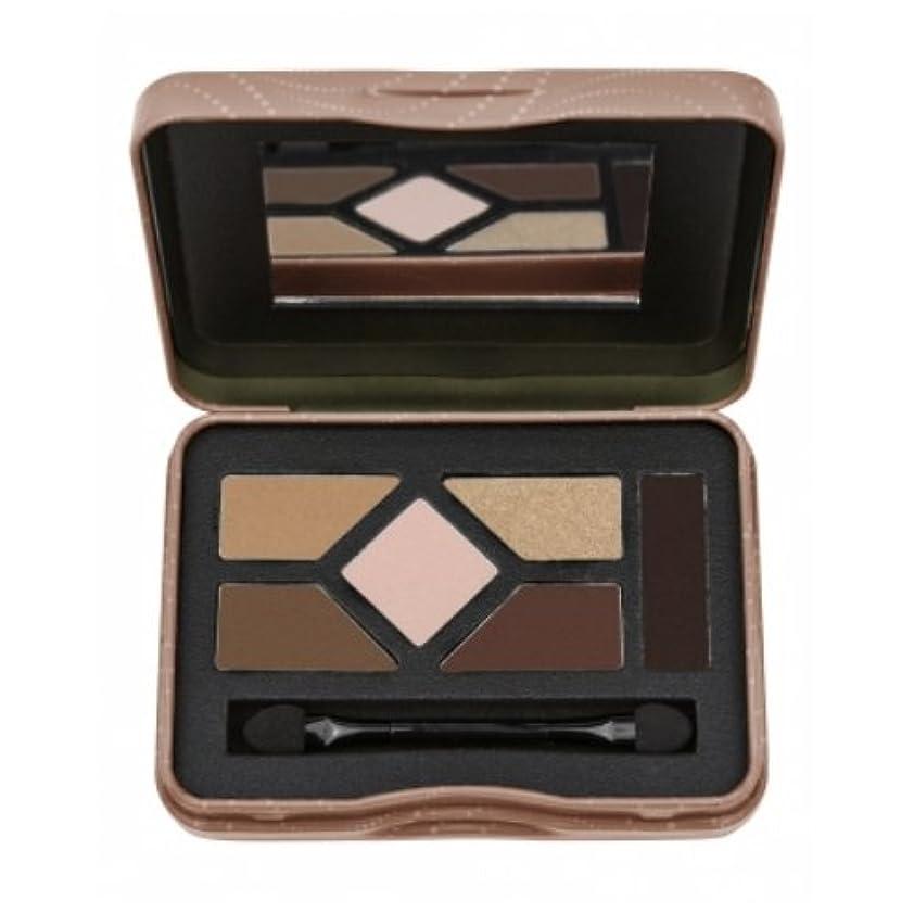 クモ予感専ら(3 Pack) LA Girl Inspiring Eyeshadow Palette - Naturally Beautiful (並行輸入品)