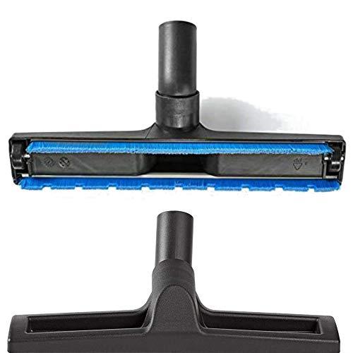 Maxorado Boquilla de aspiradora para parquet 32 mm compatible con Electrolux Z 1020 Y 3330 1032 T 3340 1035 1032 T V 1034 1027 XXL 110 ZUS 3336 111 200 1106 224032403 240 240 3 Accesorio de 2 mm.