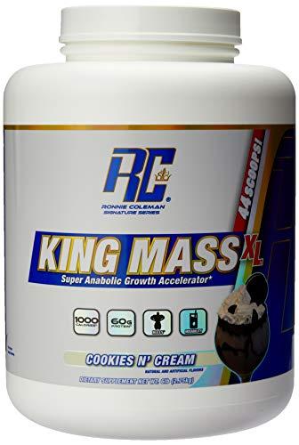 King Mass XL - Galletas y crema (2750 g)