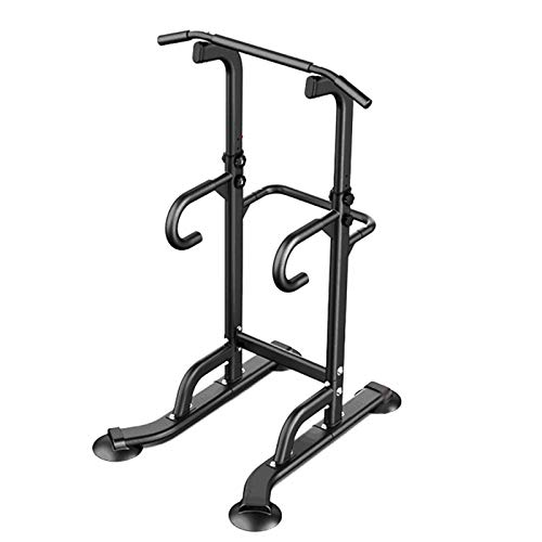 Bewinch Power Tower, Pull up Bar, Cyclette Multifunzionale, Trainer per La Forza Verticale per Dip, Ginocchiera, Pull-Up, Push-Up, Allenamento, Fitness