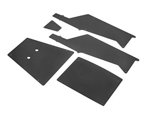 XT11835 XTR11835 treme Racing Yeti XL Carbon Fiber Body Kit