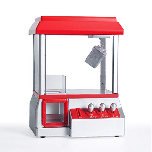 Xiangtat Large Claw Toy Grabber Mini Arcade Machine with Lights & Sounds...