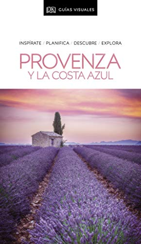 GUÍA VISUAL PROVENZA Y COSTA AZUL (Guías visuales)
