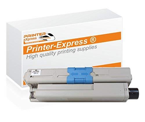 Printer-eXpress Toner ersetzt OKI C310, C330, C331, C510, C510, C511, C530, C531, MC351, MC352, MC361, MC362, MC561, MC562, 44469803 schwarz